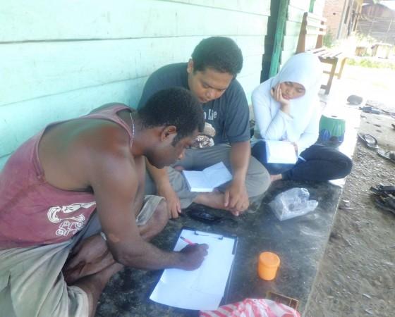 Pengembangan Komunitas Indonesia Timur