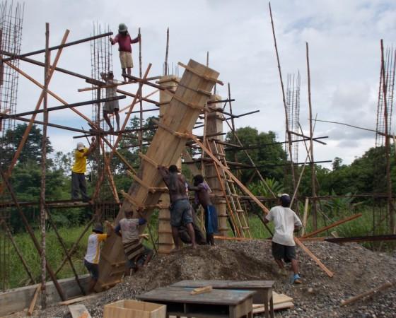 Pembangunan Daerah di Papua